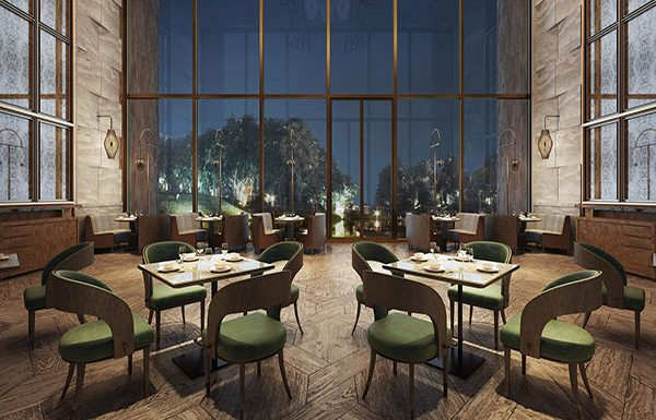Icon-Siam-Mandarin-Oriental-Bangkok-condo-for-sale-Garden-Loft-Indoor-Dining-2