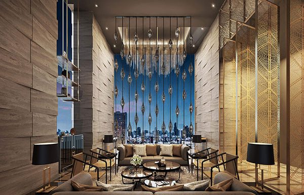 Icon-Siam-Mandarin-Oriental-Bangkok-condo-for-sale-The-Chao-Phraya-Lounge