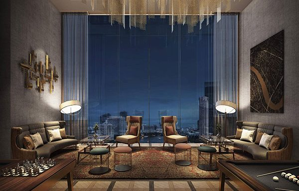 Icon-Siam-Mandarin-Oriental-Bangkok-condo-for-sale-game-room