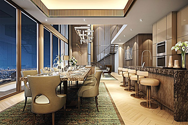 Icon-Siam-Mandarin-Oriental-Bangkok-condo-Penthouse-for-sale-2