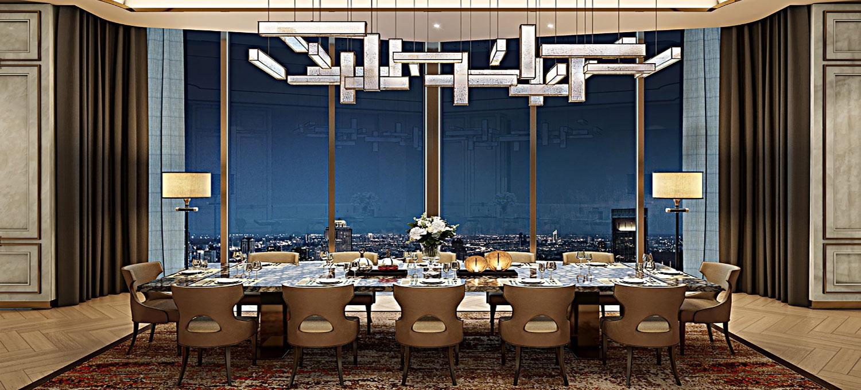 Icon-Siam-Mandarin-Oriental-Bangkok-condo-Penthouse-for-sale-photo-2